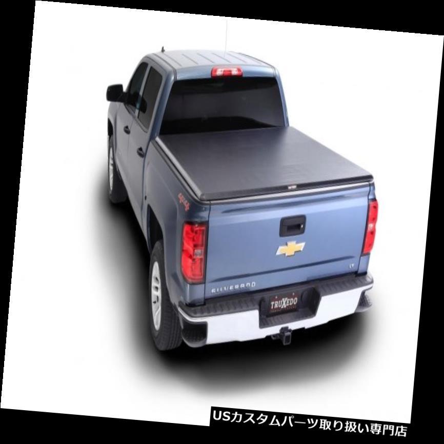 トノーカバー トノカバー TruXedo 271101 TruXportトノカバー07-14シボレーシルバラード2500HD 6.5インチベッド TruXedo 271101 TruXport Tonneau Cover 07-14 Chevrolet Silverado 2500HD 6.5' Bed