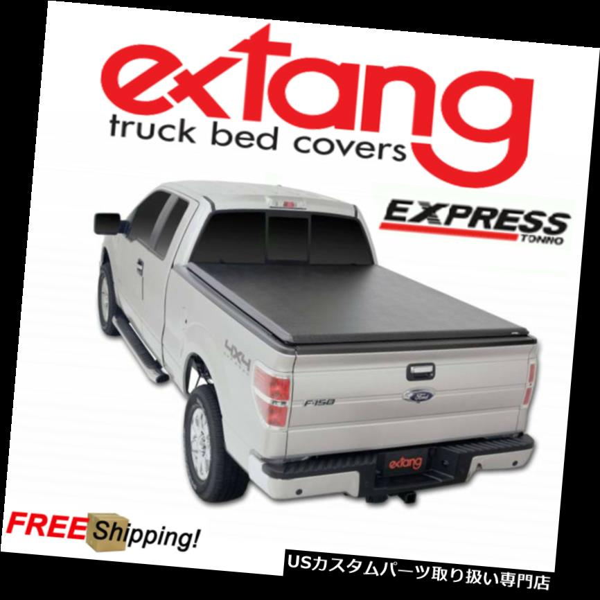 トノーカバー トノカバー EXTANGエクスプレスTonnoは2007-2014年シルバラードHD 6.5 'ベッド用トノーカバーをロールアップ EXTANG Express Tonno Roll Up Tonneau Cover For 2007-2014 Silverado HD 6.5' Bed