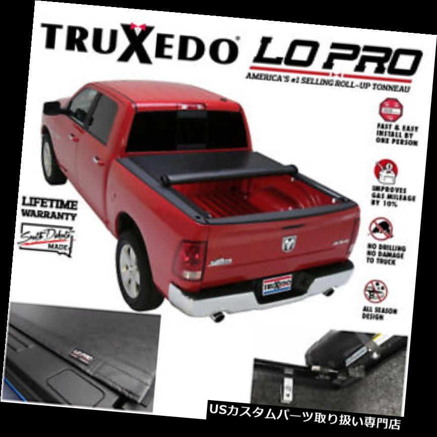 トノーカバー トノカバー Truxedo Lo Pro QTロールアップトノカバー2005-2016 Honda Ridgeline 4.8 'Bed Truxedo Lo Pro QT Roll Up Tonneau Cover 2005-2016 Honda Ridgeline 4.8' Bed
