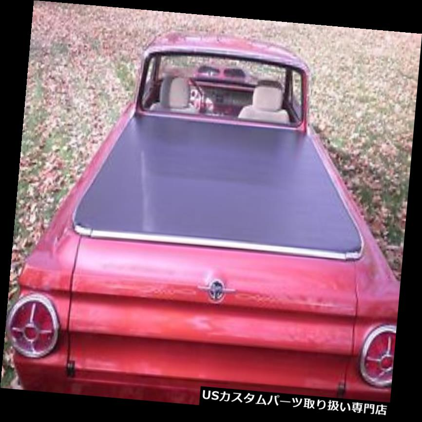 USトノーカバー/トノカバー 1960 - 65フォードRancheroハッチスタイルトノーカバーby Craftec Covers 1960-65 Ford Ranchero Hatch Style Tonneau Cover by Craftec Covers