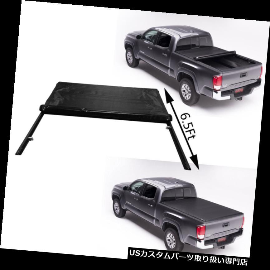 トノーカバー トノカバー LOCK& 2007-2013シボレーシルバラードGMCシエラ6.5 'ベッド用ロールソフトトノーカバー LOCK & ROLL SOFT Tonneau Cover For 2007-2013 Chevy Silverado GMC Sierra 6.5' Bed
