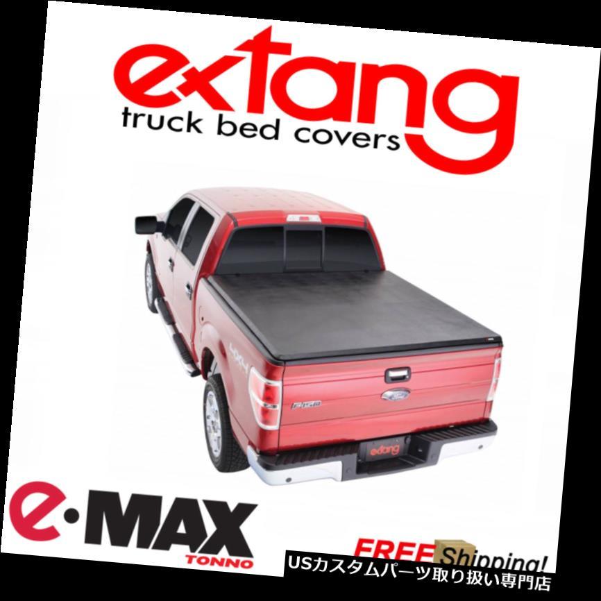 USトノーカバー/トノカバー 14-18 GMCシエラ1500 5.8 'ベッドのためのEXTANG E-Max Tonnoソフト折りたたみトノカバー EXTANG E-Max Tonno Soft Folding Tonneau Cover For 14-18 GMC Sierra 1500 5.8' Bed