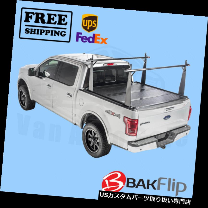 トノーカバー トノカバー BAKFlip CSトノーカバー2002 - 2017年用BAKインダストリーズDodge RAM 2500 26203BT BAKFlip CS Tonneau Cover BAK Industries for 2002-2017 Dodge RAM 2500 26203BT