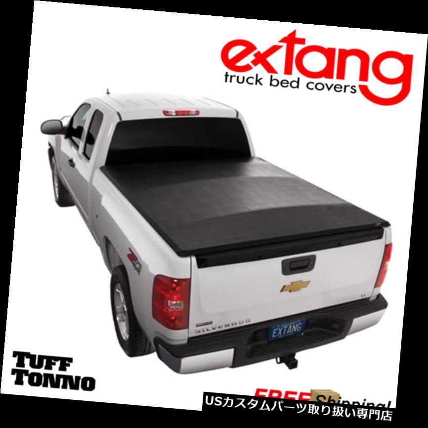 トノーカバー トノカバー EXTANG Tuff Tonnoロールアップソフトトノカバーフィット17-19フォードSuperDuty 6.75 'ベッド EXTANG Tuff Tonno Roll Up Soft Tonneau Cover Fits 17-19 Ford SuperDuty 6.75' Bed