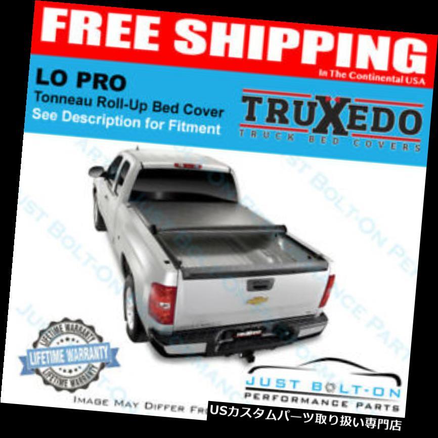 トノーカバー トノカバー TruXedo Lo Pro Tonneauカバー2014-2018-2018 GM 2500/3500(HD)6'6
