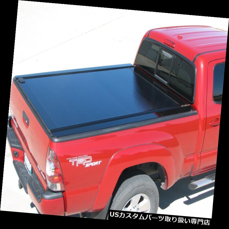 トノーカバー トノカバー Retrax 10812 RetraxONE格納式Tonneauカバーは05-15タコマにフィット Retrax 10812 RetraxONE Retractable Tonneau Cover Fits 05-15 Tacoma