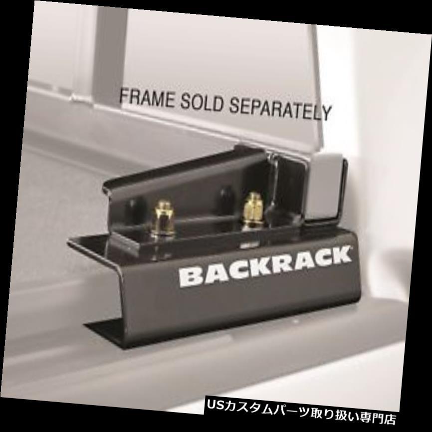 トノーカバー トノカバー バックラック50112トノカバーハードウェアキットフィット04-14 F-150ロボ Backrack 50112 Tonneau Cover Hardware Kit Fits 04-14 F-150 Lobo
