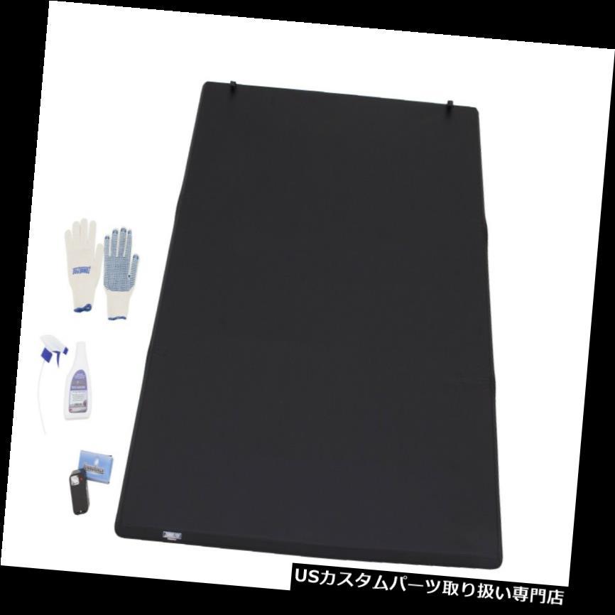 トノーカバー トノカバー Tonno Pro 42-508 Tonno折り3つ折りソフトTonneauカバーは14-18 Tundraにフィット Tonno Pro 42-508 Tonno Fold Tri-Fold Soft Tonneau Cover Fits 14-18 Tundra