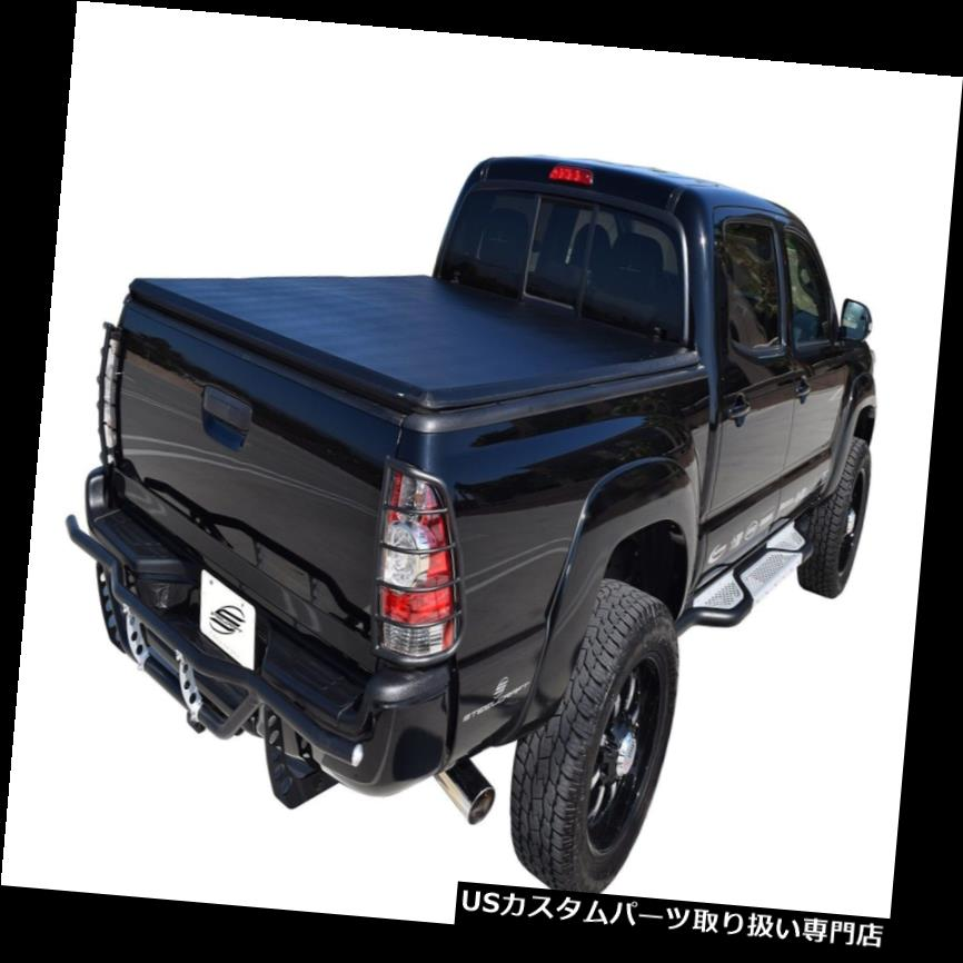 USトノーカバー/トノカバー 07-17 Tundra Steelcraft TN34041 Tonneauカバーにフィット Fits 07-17 Tundra Steelcraft TN34041 Tonneau Cover