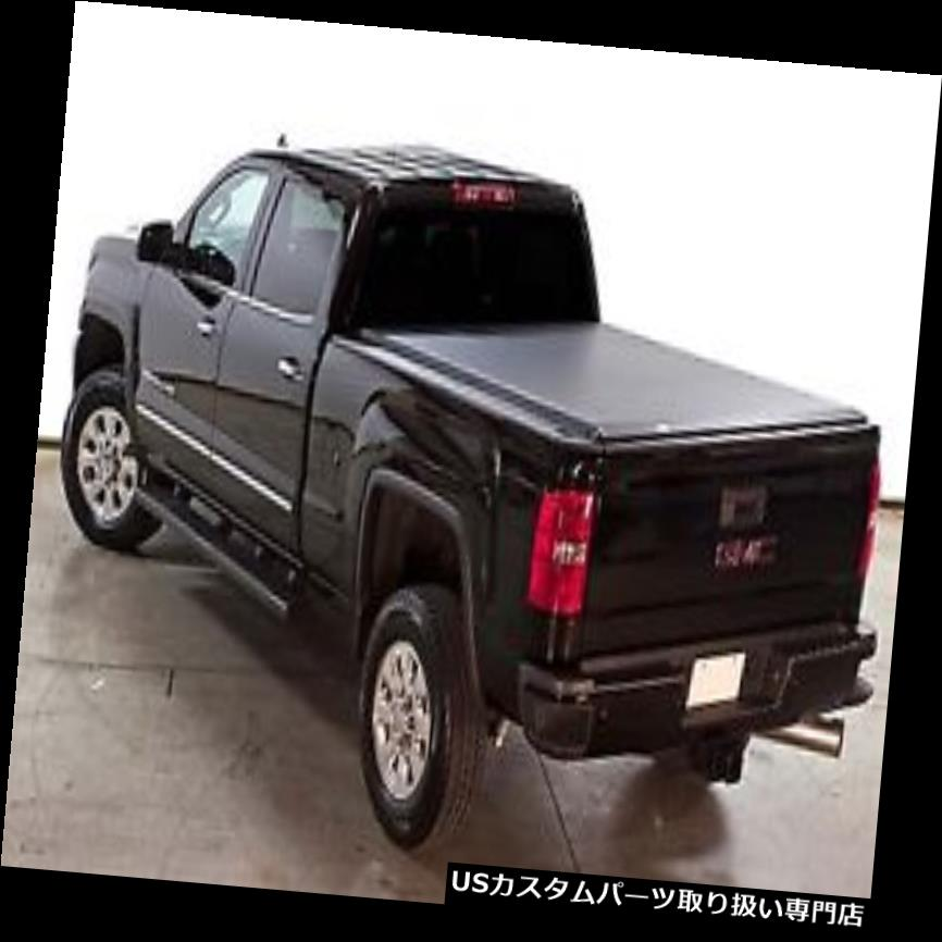 トノーカバー トノカバー アクセスカバーTonneauフィット14-19シボレー/ GMCフルサイズ1500 8フィートベッドロールアップ12339 Access Cover Tonneau Fits 14-19 Chevy/GMC Full Size 1500 8ft Bed Roll-Up 12339