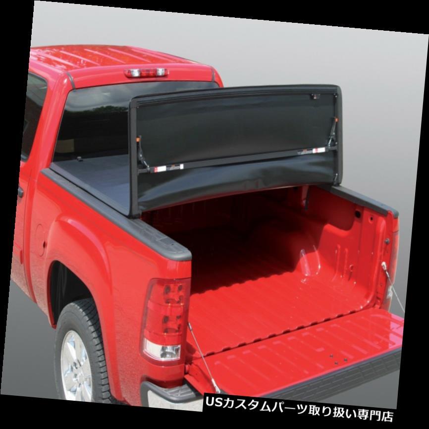 USトノーカバー/トノカバー 頑丈なライナーFCT616頑丈なカバーTonneauカバーは16-17タコマ6FTベッドにフィット Rugged Liner FCT616 Rugged Cover Tonneau Cover Fits 16-17 Tacoma 6FT BED