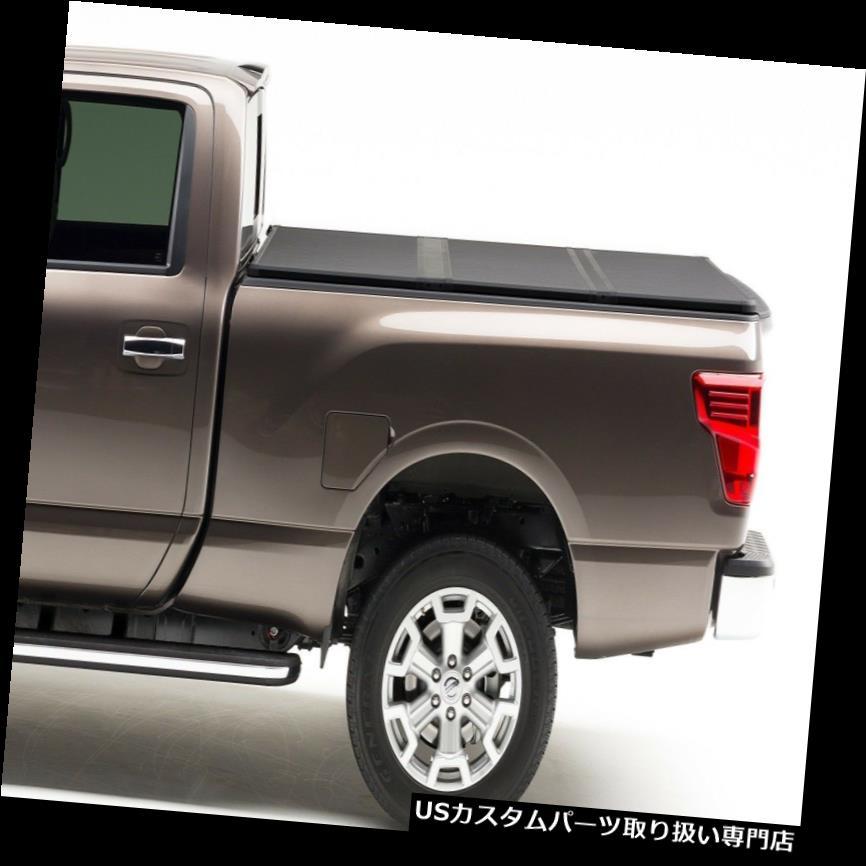 トノーカバー トノカバー 17-18 Titan Extang 83936 Solid Fold 2.0 Tonneauカバーにフィット Fits 17-18 Titan Extang 83936 Solid Fold 2.0 Tonneau Cover