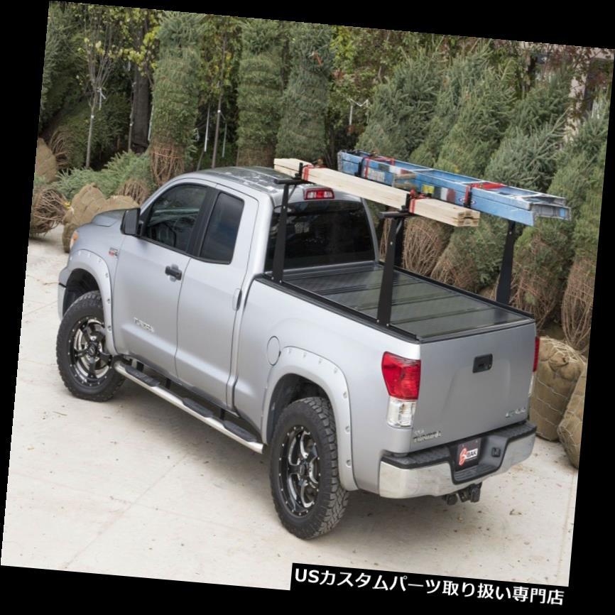 トノーカバー トノカバー BAK Industries 72227BTトノーカバー/トラックベッドラックキット BAK Industries 72227BT Tonneau Cover/Truck Bed Rack Kit