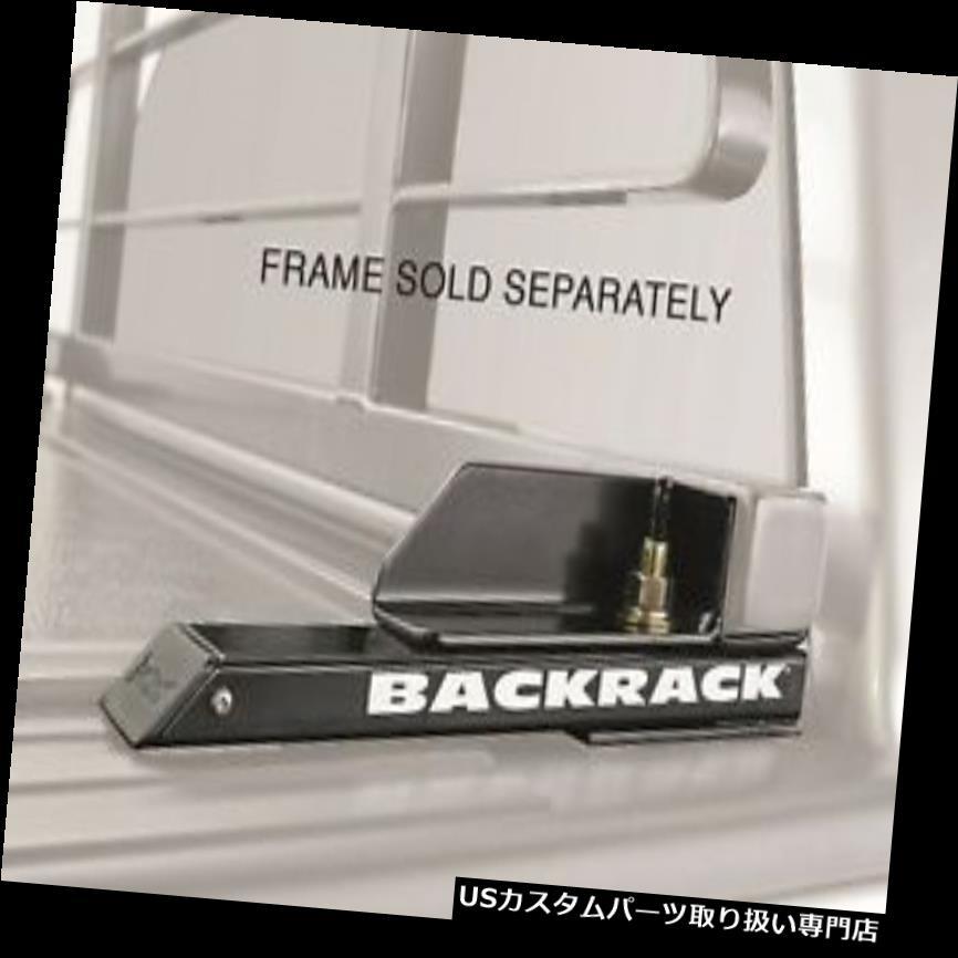 トノーカバー トノカバー 15-17 F-150バックラック40123トノカバーハードウェアキットにフィット Fits 15-17 F-150 Backrack 40123 Tonneau Cover Hardware Kit