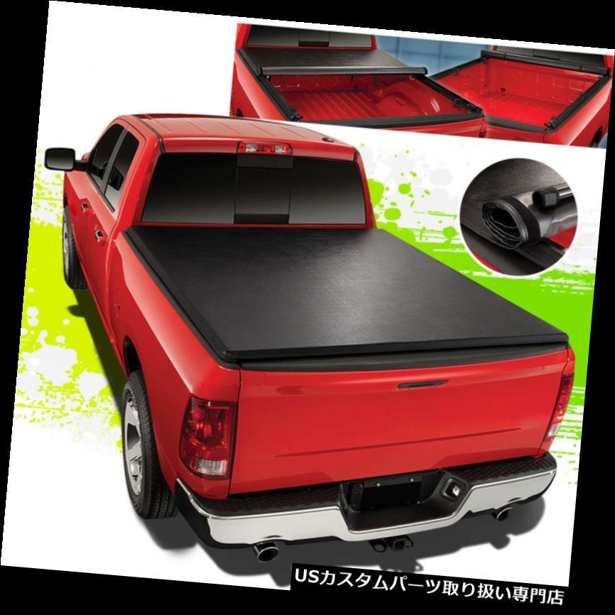 トノーカバー トノカバー 94-02用DODGE RAMトラック6.5FTベッドロック&ロールアップソフトビニルトニーカバーキット FOR 94-02 DODGE RAM TRUCK 6.5FT BED LOCK&ROLL-UP SOFT VINYL TONNEAU COVER KIT