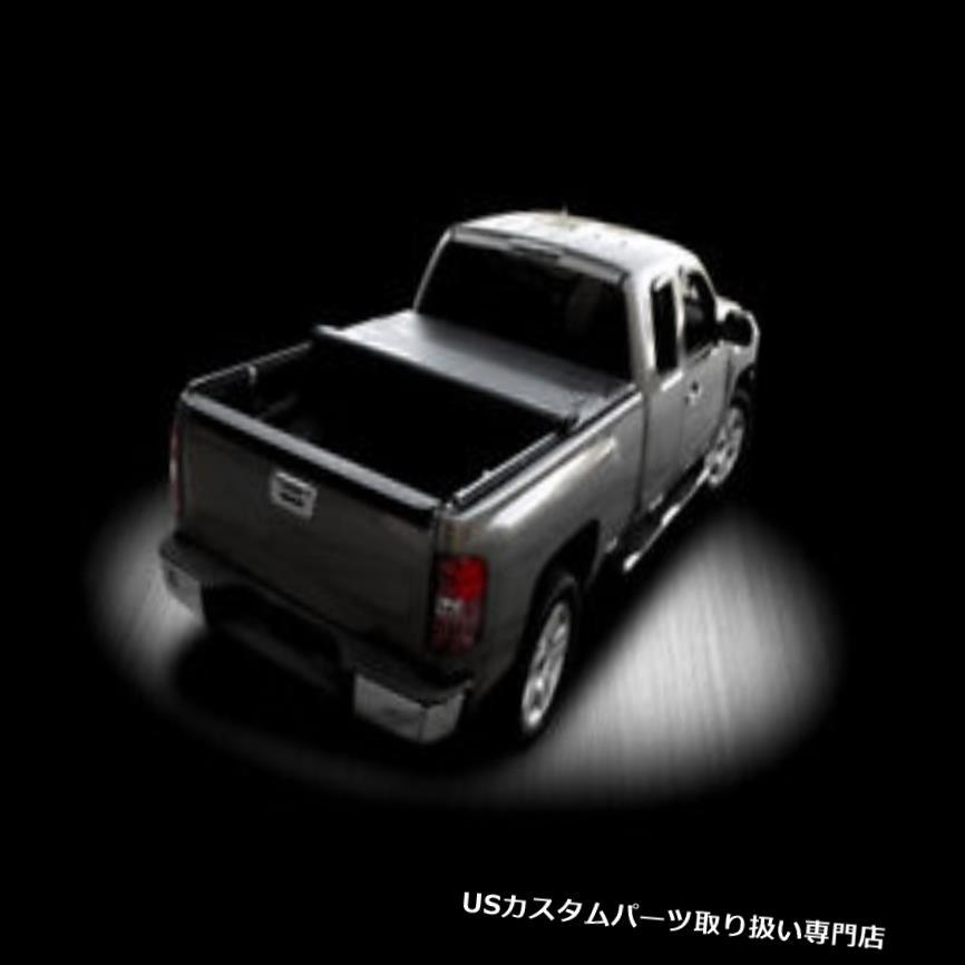 トノーカバー トノカバー GSPロック& A ロールアップソフトトノカバー09 / 10-16ラムピックアップトラック6.5 Ft 76