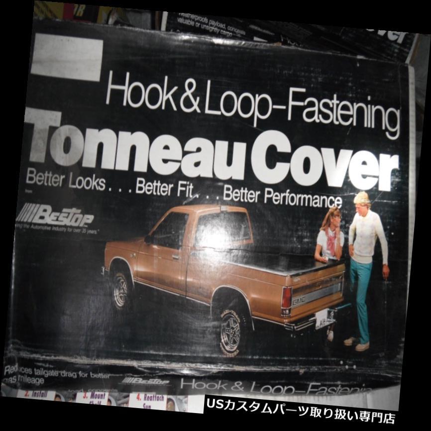 トノーカバー トノカバー TOYOTA LB 84-87 Bestop 92045-01フック&アンプ ループトノカバー TOYOTA LB 84-87 Bestop 92045-01 Hook & Loop Tonneau Cover