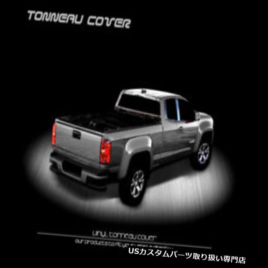 トノーカバー トノカバー GSP隠しスナップビニールトノカバー83+レンジャー/ 94 +マツダBシリーズB2300 B2500 6 ' GSP Hidden Snap Vinyl Tonneau Cover 83+ Ranger/94+ Mazda B-Series B2300 B2500 6'