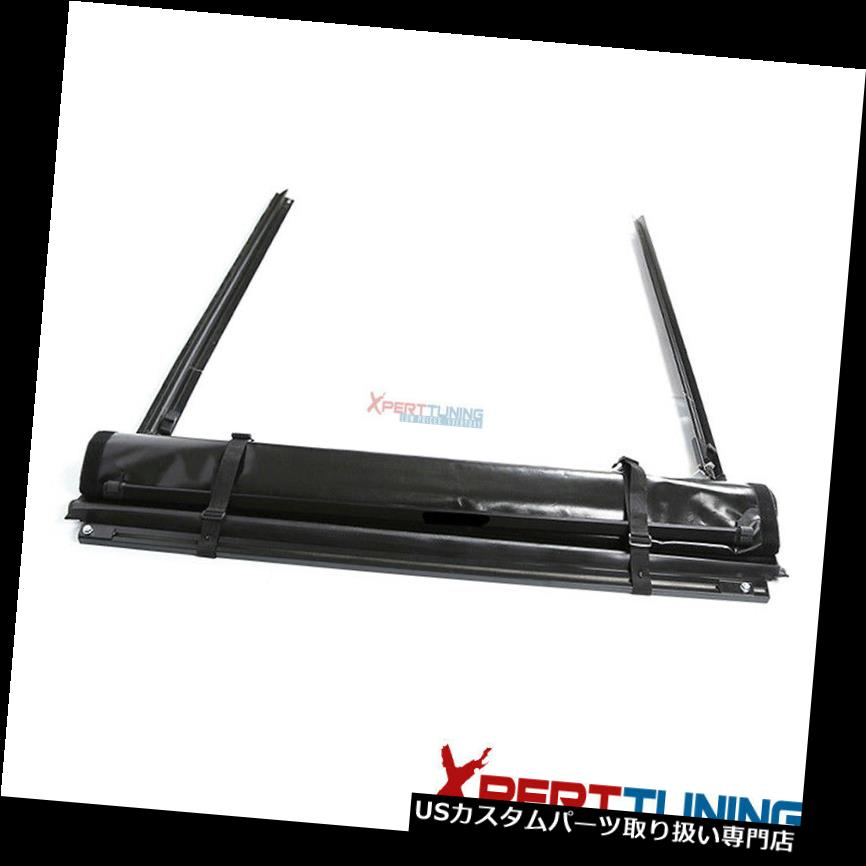 JDMSPEED For Chevy Silverado GMC Sierra 2007-13  Roll Up Tonneau Cover 6.5/' Bed