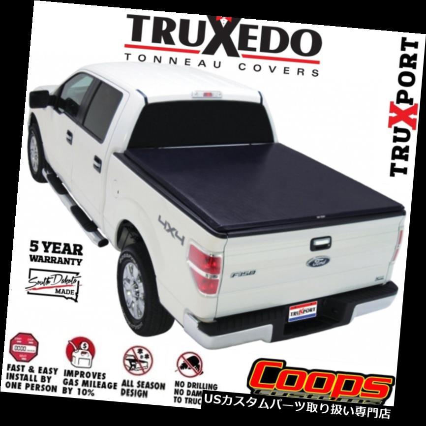 トノーカバー トノカバー TruXedo TruXportロールアップトノカバー2015-2019フォードF150 5.6 'ベッドショートベッド TruXedo TruXport Roll Up Tonneau Cover 2015-2019 Ford F150 5.6' Bed Short Bed