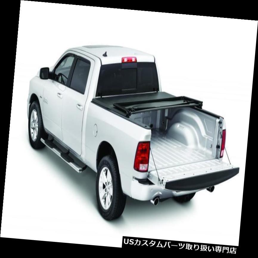 トノーカバー トノカバー Tonnoプロ三つ折りトノカバー09-18ダッジラム1500 5ft 7inベッド(ラムボックスなし) Tonno Pro Tri Fold Tonneau Cover 09-18 Dodge Ram 1500 5ft 7in Bed w/o Ram Box