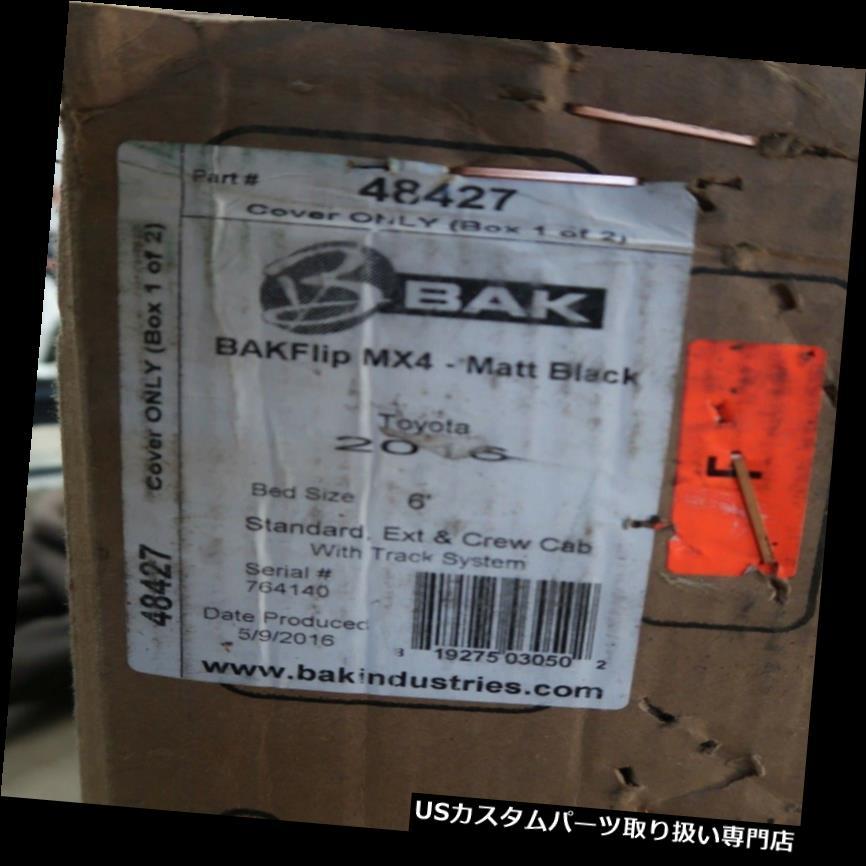 トノーカバー トノカバー トヨタトノーカバーBAKFlip MX4ハード折りたたみ式トラックカバーBAK INDUSTRIES 764140 Toyota Tonneau Cover-BAKFlip MX4 Hard Folding Truck Cover BAK INDUSTRIES 764140