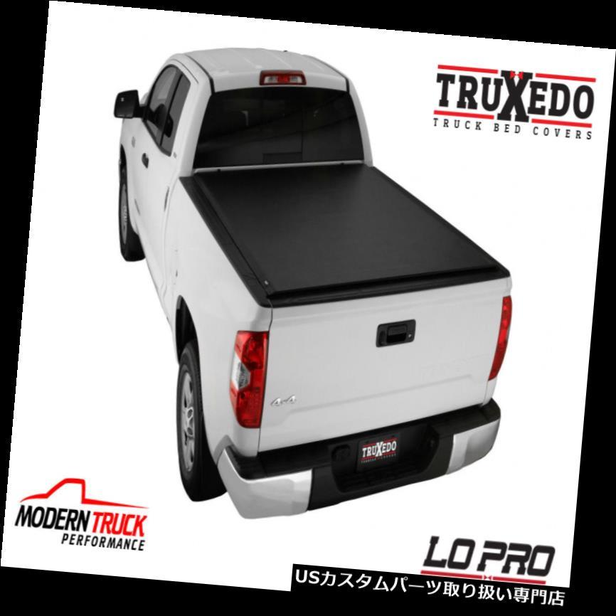 トノーカバー トノカバー TruXedo Lo Pro QTトノーカバー07-17トヨタツンドラ6.5 'ベッドw /トラックシステム TruXedo Lo Pro QT Tonneau Cover 07-17 Toyota Tundra 6.5' Bed w/ Track System