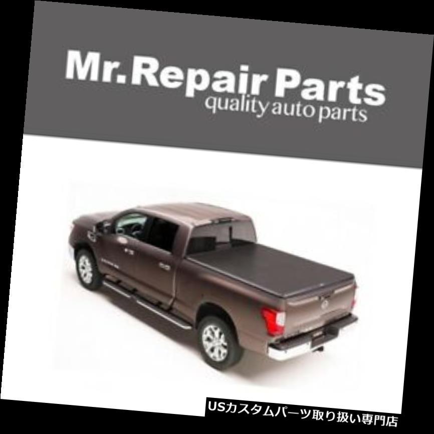 トノーカバー トノカバー 2004-2015日産タイタンTruXportのためのTruXedoはトノーカバー297201を巻き上げます TruXedo For 2004-2015 Nissan Titan TruXport Roll Up Tonneau Cover 297201