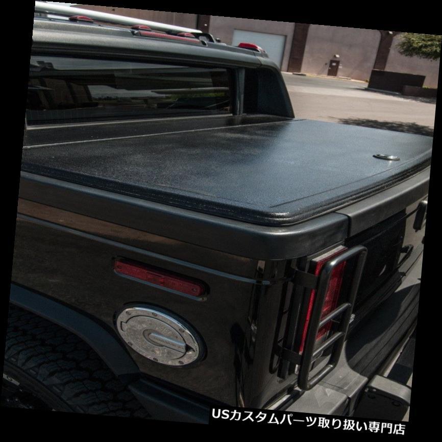 トノーカバー トノカバー HPCハマーH2 SUTロックハードトノカバー HPC Hummer H2 SUT Locking Hard Tonneau Cover