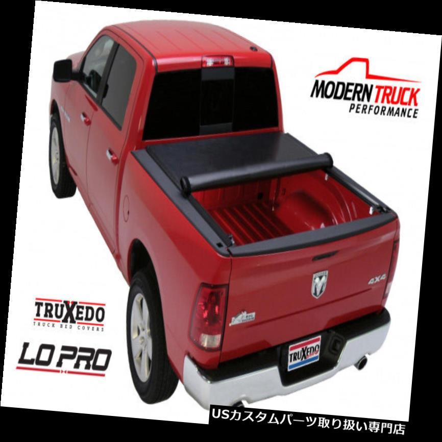 USトノーカバー/トノカバー TruXedo Lo Pro QTトノカバー09-17ドッジラム1500 6'4
