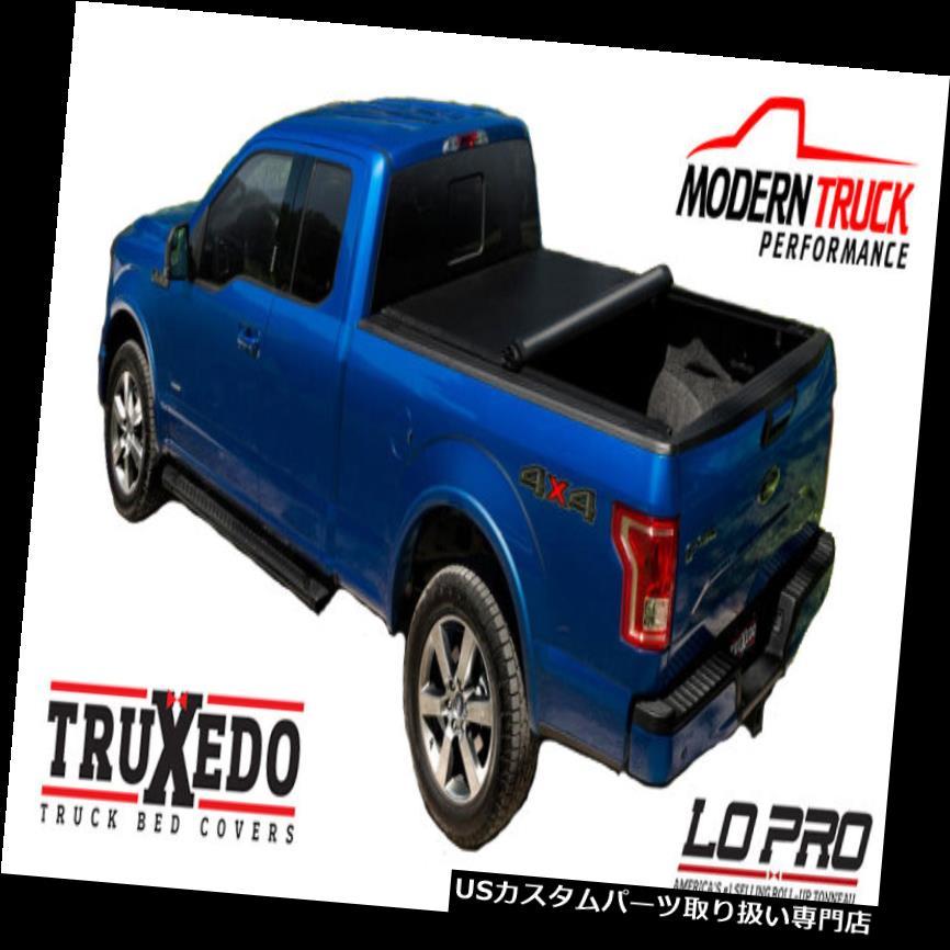 トノーカバー トノカバー TruXedo Lo Pro QTトノーカバー2017フォードF250 / F350スーパーデューティ6'6