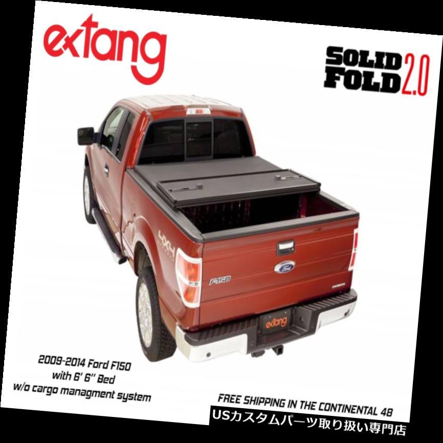 トノーカバー トノカバー Extang Solid Fold 2.0 Tonneauカバー09-14フォードF150 6'6