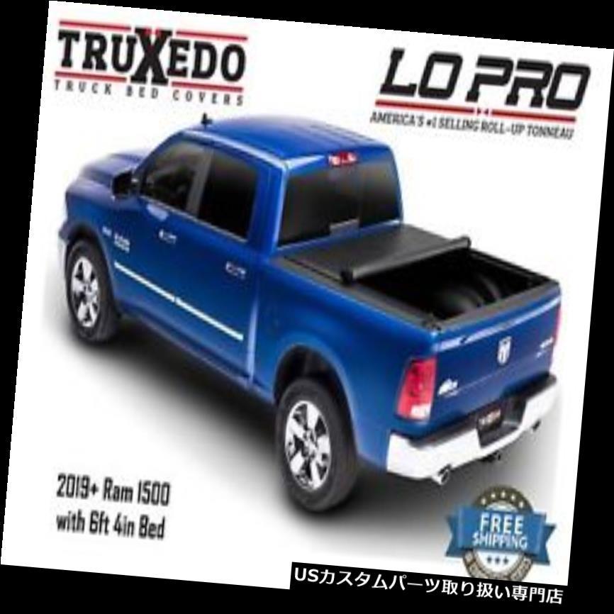 トノーカバー トノカバー TruXedo Lo Pro QTトノーカバー2019+ドッジラム1500 6'4