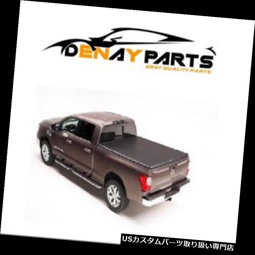 トノーカバー トノカバー 2005-2018日産フロンティアTruXportロールアップトノーカバーTruXedo For 2005-2018 Nissan Frontier TruXport Roll Up Tonneau Cover TruXedo
