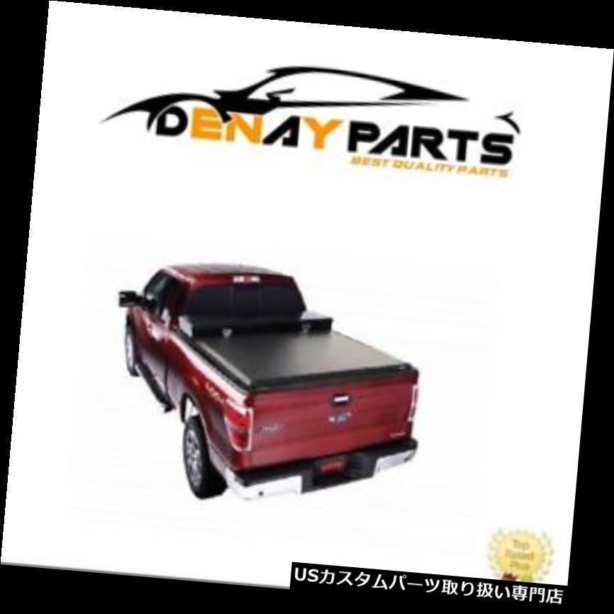 USトノーカバー/トノカバー 09-18用Dodge Ram 1500 6.4'Bed Expressツールボックストノーカバーなし/ RamBox Extangなし For 09-18 Dodge Ram 1500 6.4'Bed Express Toolbox Tonneau Cover w/o RamBox Extang