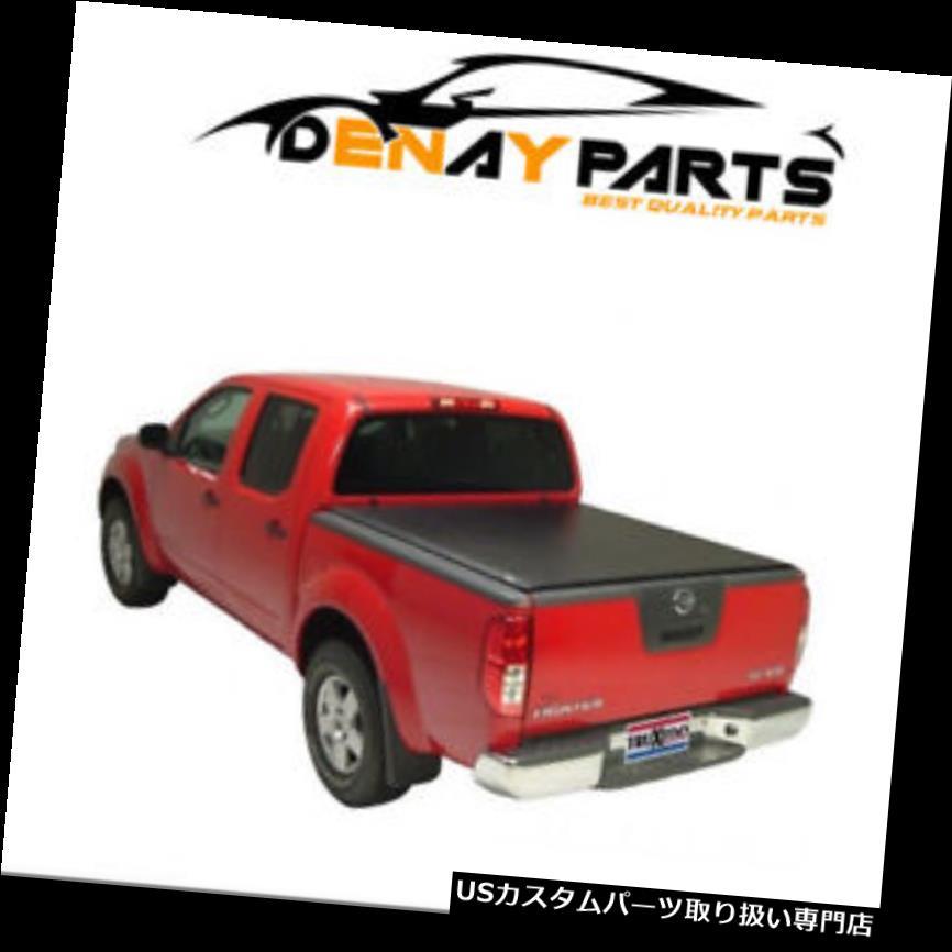 トノーカバー トノカバー 43238日産フロンティア/ナバー Lo Pro QTロールアップトノーカバー for 43238 Nissan Frontier/Navara Lo Pro QT Roll Up Tonneau Cover
