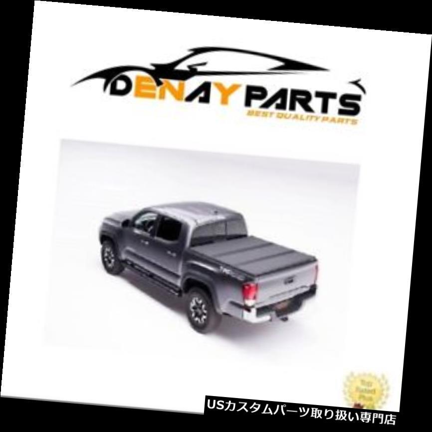 トノーカバー トノカバー 05-15トヨタタコマ5 'ベッドソリッドフォールド2.0トノカバーExtang 83905 for 05-15 Toyota Tacoma 5' Bed Solid Fold 2.0 Tonneau Cover Extang 83905