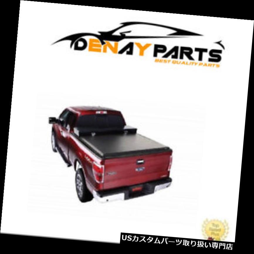 トノーカバー トノカバー 15-18フォードF-150 6.5インチベッドエクスプレスツールボックストノーカバー - 60480 For 15-18 Ford F-150 6.5' Bed Express Toolbox Tonneau Cover - 60480