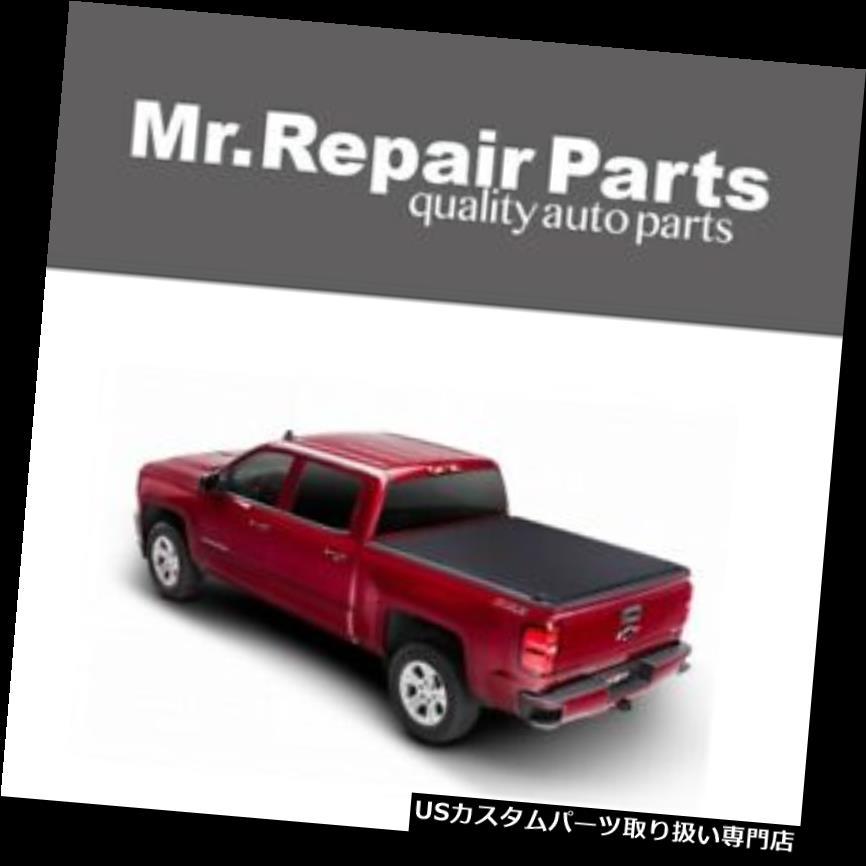 トノーカバー トノカバー 2008-2009日産タイタンプロX 15ソフトトルーカバーのためのTruxedo 1408801 Truxedo For 2008-2009 Nissan Titan Pro X15 Soft Roll Up Tonneau Cover 1408801