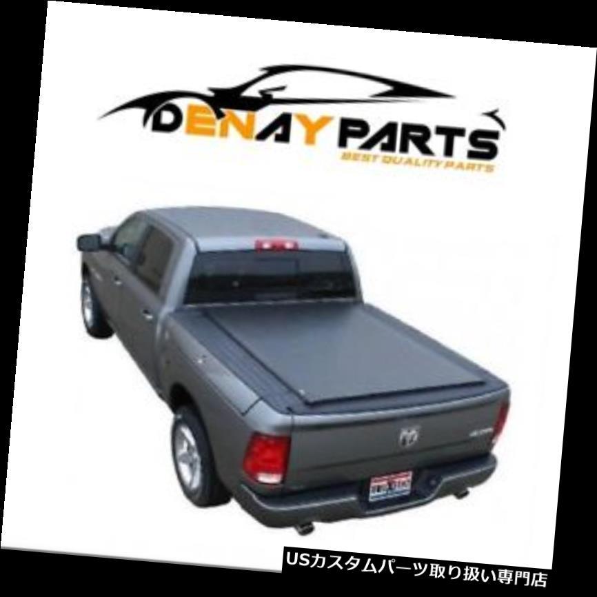 トノーカバー トノカバー 2009-2018 Dodge Ram 1500/2500/3500 Lo Pro QT用ロールアップトノーカバーTruXedo For 2009-2018 Dodge Ram 1500/2500/3500 Lo Pro QT Roll Up Tonneau Cover TruXedo
