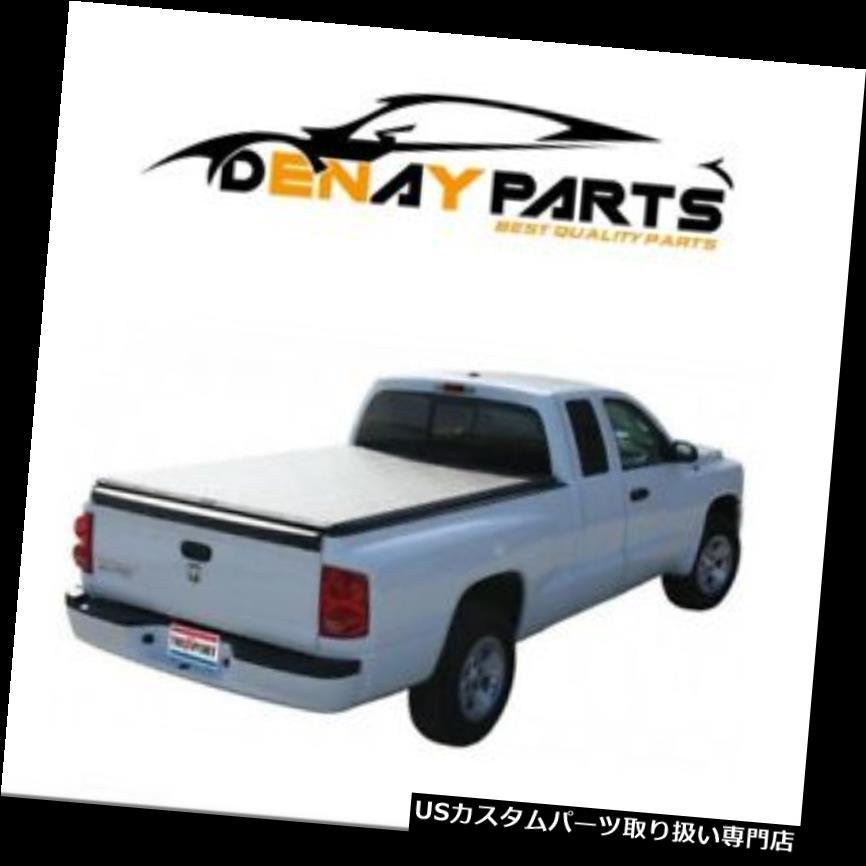 トノーカバー トノカバー 2008-2011のための覆い焼きDakota TruXportはTonneauカバーTruXedo 250801を転がします For 2008-2011 Dodge Dakota TruXport Roll Up Tonneau Cover TruXedo 250801