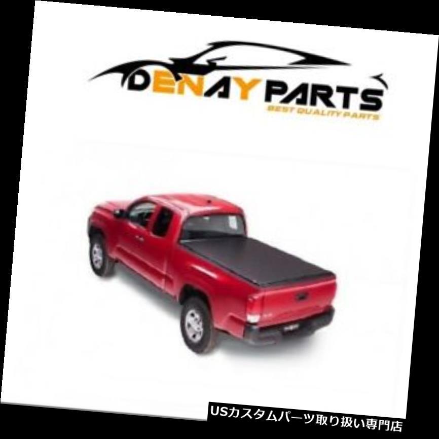 トノーカバー トノカバー 2002-2004のためにトヨタタコマロープロQTロールアップトノカバー - 545601 For 2002-2004 Toyota Tacoma Lo Pro QT Roll Up Tonneau Cover - 545601