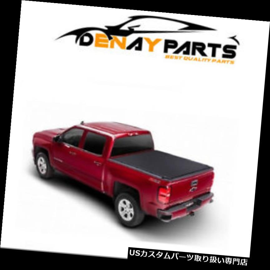 トノーカバー トノカバー 15-18 Silverado / Sier  ra 2500/3500 Pro X 15ソフトロールアップトノーカバー For 15-18 Silverado/Sierra 2500/3500 Pro X15 Soft Roll Up Tonneau Cover
