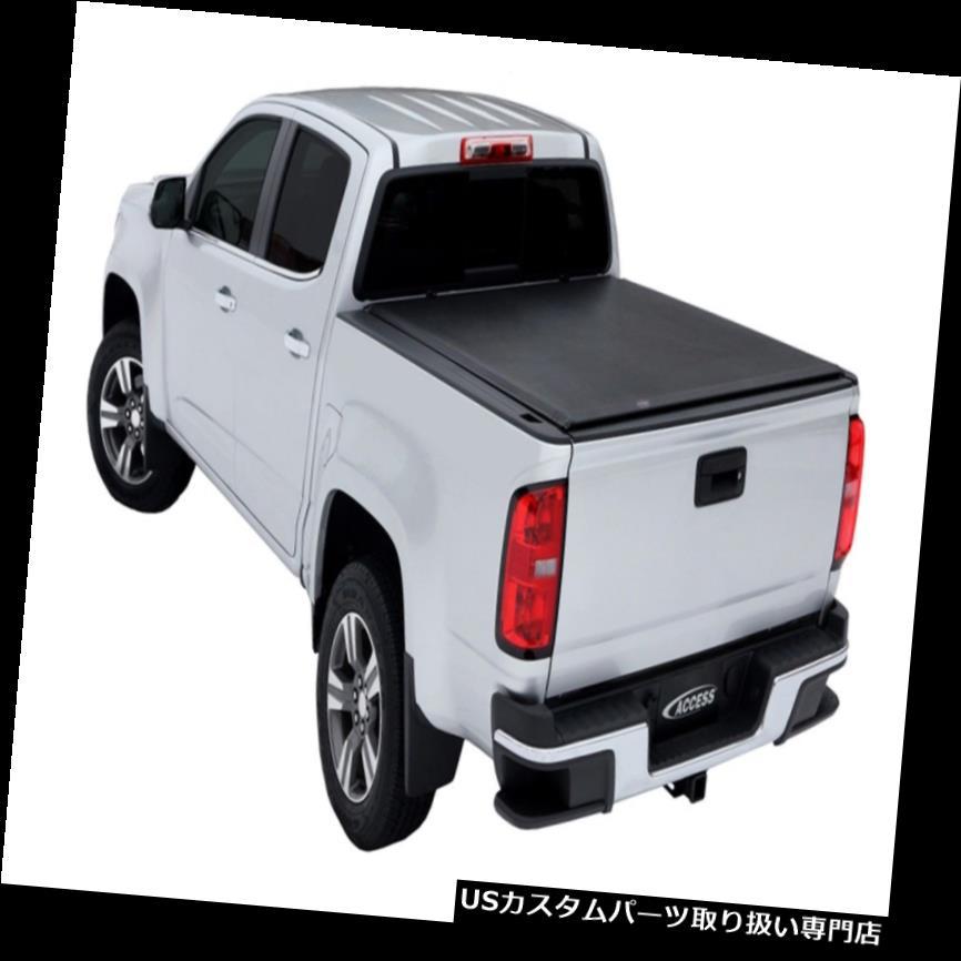 トノーカバー トノカバー Tonneau Cover-Access Loradoロールアップカバーは、16?18の日産タイタンXDにフィット Tonneau Cover-Access Lorado Roll-Up Cover fits 16-18 Nissan Titan XD