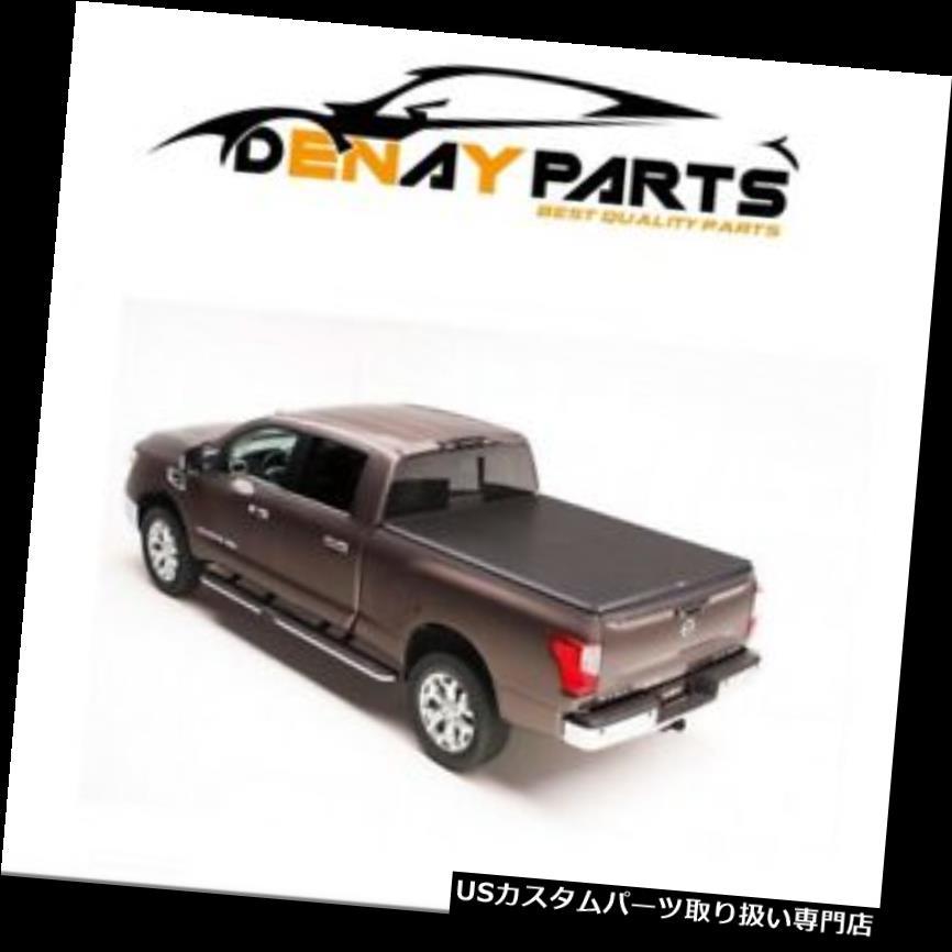 トノーカバー トノカバー 2004-2015日産タイタンTruXportロールアップトノーカバーTruXedo 297201 For 2004-2015 Nissan Titan TruXport Roll Up Tonneau Cover TruXedo 297201