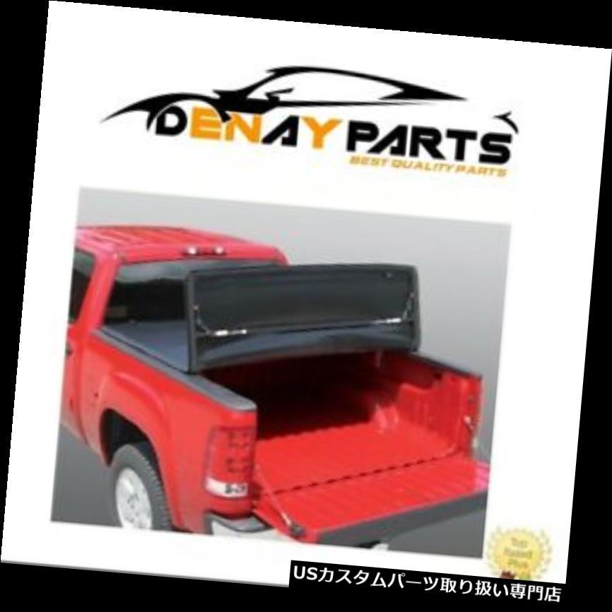トノーカバー トノカバー 09-17 RAM 6.5FTビニール三つ折りトノーベッドカバー頑丈なライナーFCD6509 For 09-17 RAM 6.5FT Vinyl Tri Fold Tonneau Bed Cover Rugged Liner FCD6509