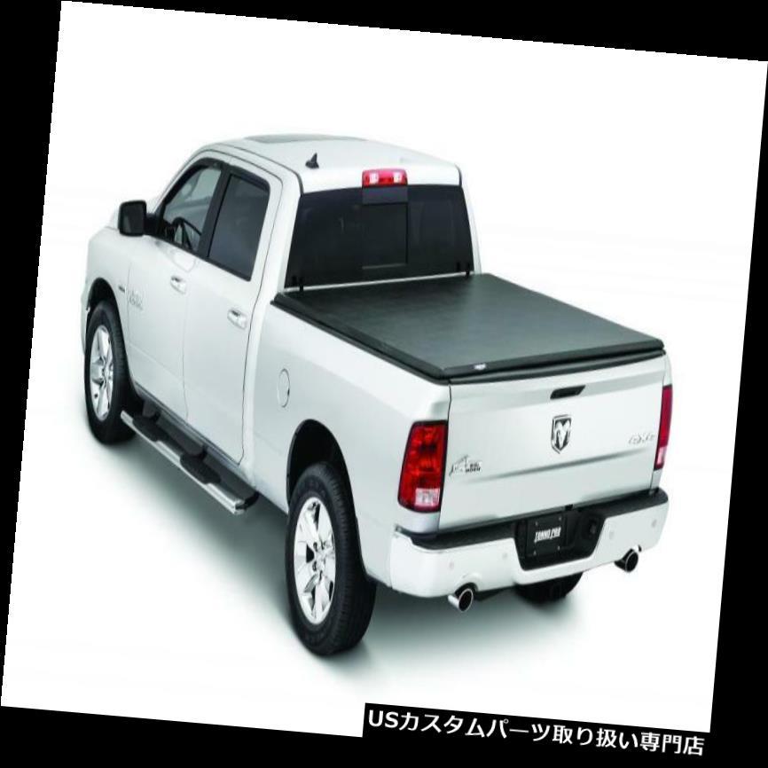 トノーカバー トノカバー Tonno Pro 05-10ダッジダコタ5.3ft Fleetsideハードフォールドトノーカバー - tnpHF-252 Tonno Pro 05-10 Dodge Dakota 5.3ft Fleetside Hard Fold Tonneau Cover - tnpHF-252