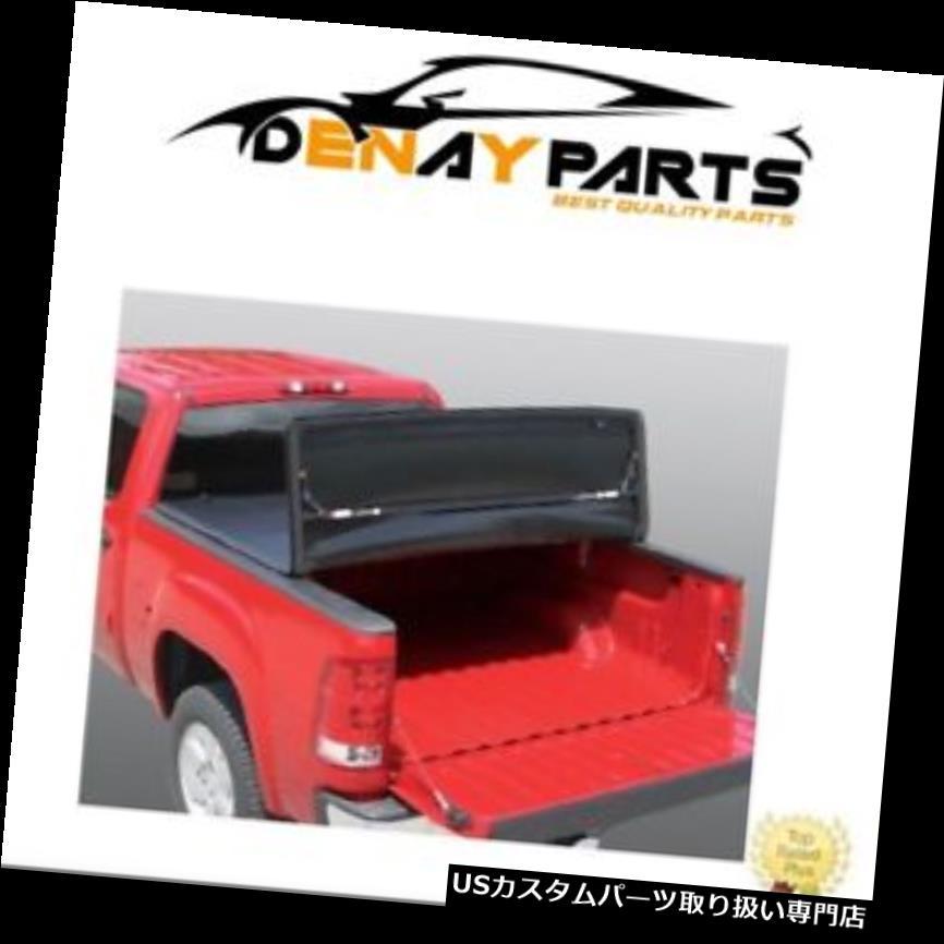 トノーカバー トノカバー 15-17 F150 6.5FT用ライナー(ユーティリティトラックなし)三つ折りトノーベッドカバー Liner For 15-17 F150 6.5FT (W/O Utility Track) Tri Fold Tonneau Bed Cover