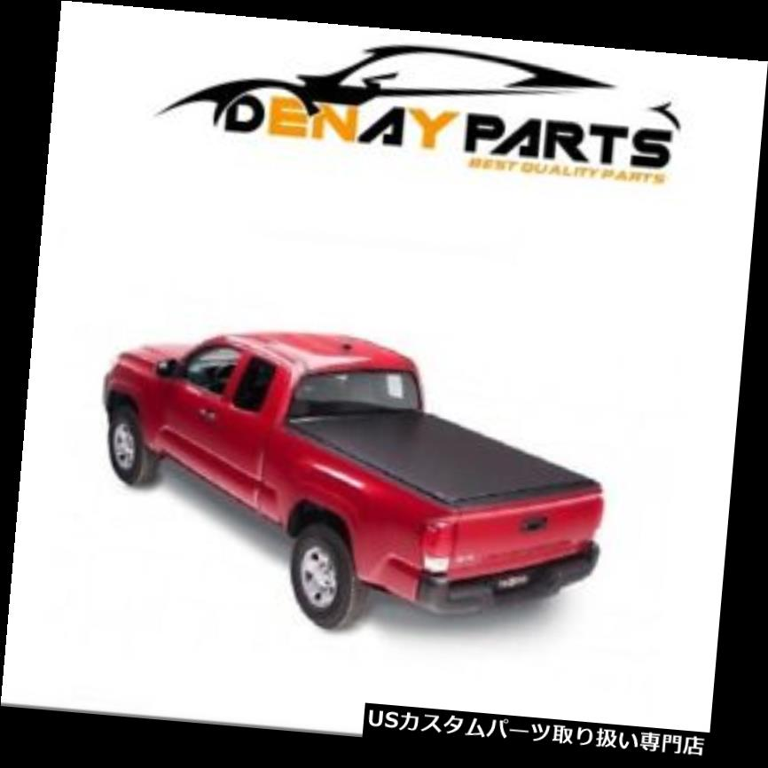 トノーカバー トノカバー 2005-2015トヨタタコマロープロQTロールアップトノカバーTruXedo 555901 For 2005-2015 Toyota Tacoma Lo Pro QT Roll Up Tonneau Cover TruXedo 555901