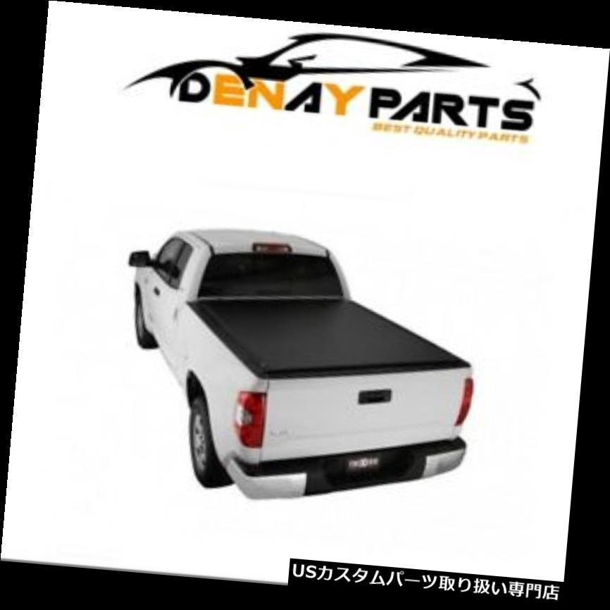 トノーカバー トノカバー トヨタTundra Lo Pro QTロールアップトノカバーTruXedo 563701 for 2007-2018 Toyota Tundra Lo Pro QT Roll Up Tonneau Cover TruXedo 563701